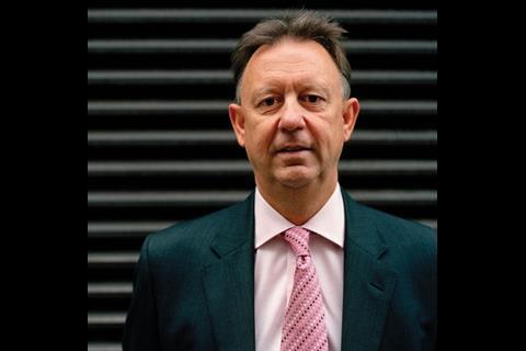 Mark Clare, Barratt chief executive